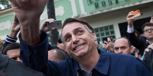 Para Bolsonaro, Haddad é 'pau mandado de