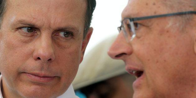 PSDB em crise: João Doria foi chamado de traidor pelo padrinho político, Geraldo