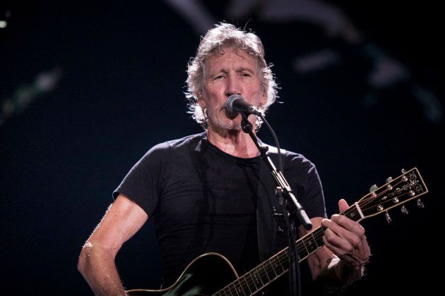 Roger Waters no 1º show da turnê 'Us + Them' no