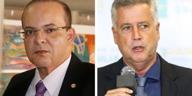 Ibaneis Rocha (MDB) e Rodrigo Rollemberg (PSB) disputam 2º turno no Distrito