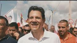 2º turno: Propaganda de Haddad é marcada por críticas a Bolsonaro e apelo à