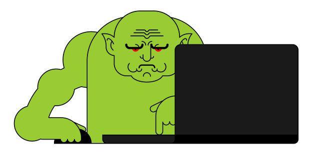 Haters compulsivos destilam fúria maníaca pelas redes sociais.