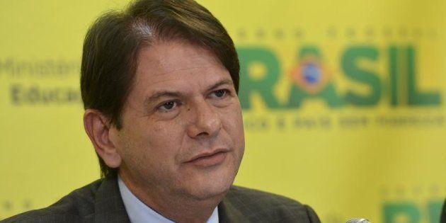 Cid Gomes diz que PT criou Bolsonaro e que é 'bem feito' perder