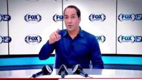Edmundo, comentarista da Fox Sports, votará em