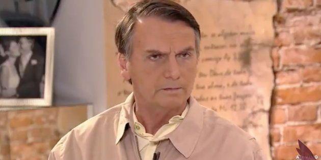 Bolsonaro no SBT: 'No Brasil não dá para falar em mais ricos, estão todos