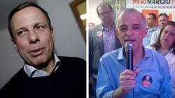 Disputa acirrada em SP: Doria 52% X França 48%, aponta