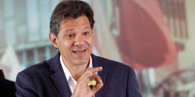 Fernando Haddad vai acionar a Justiça contra