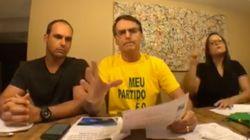 Bolsonaro nega esquema no WhatsApp e xinga Haddad: 'Canalha,