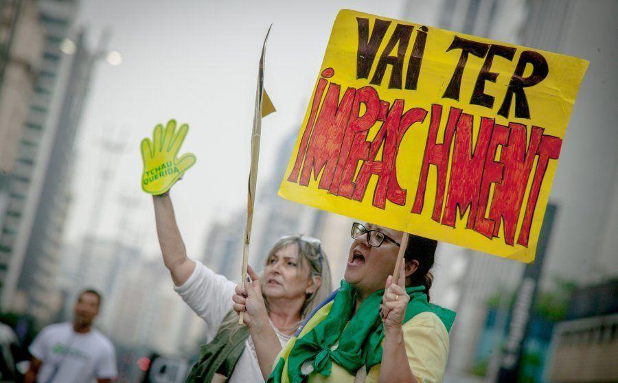 Parte da nova bancada é composta por mulheres que se destacaram nos movimentos a favor do impeachment...