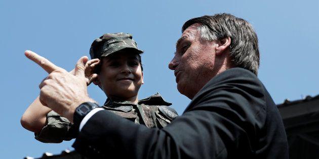 Especialistas analisam se retórica de Jair Bolsonaro é