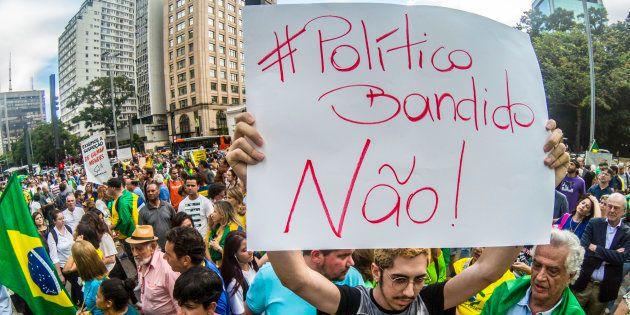 O protesto em São Paulo ocorrerá na Avenida