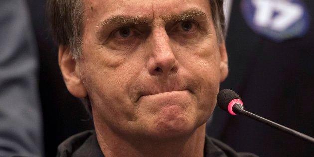 O jornal afirma que o candidato é um brasileiro de extrema-direita