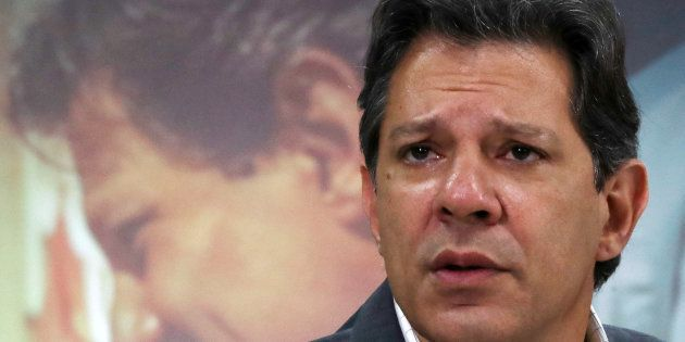 Fernando Haddad acusou general Mourão de ser