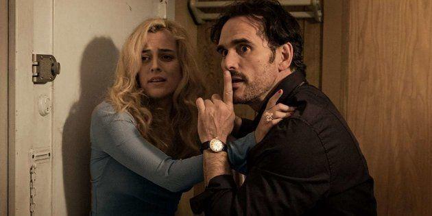 Matt Dilon é o psicopata Jack na produção que estreia no Brasil nesta quinta