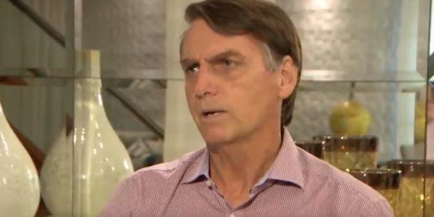 """""""Eles terão espaço, sim, mas não ocuparão um terço dos ministérios"""", disse Bolsonaro sobre"""