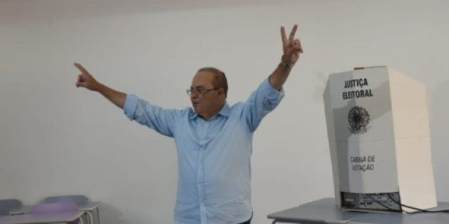 Ibaneis Rocha foi eleito governador do DF neste