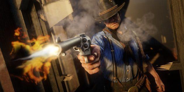 Arthur Morgan é o protagonista de Red Dead Redemption 2, que tem tudo para ser o melhor jogo de