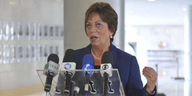 Rosalba Ciarlini, ex-governadora do Rio Grande do