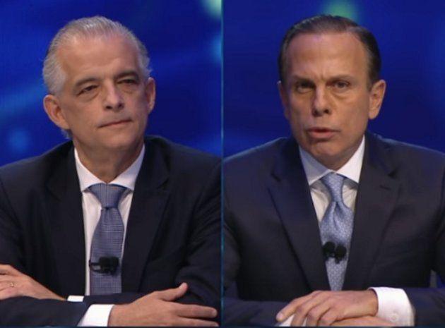 França x Doria: Clima foi quente no debate da
