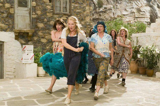 Cena de Mamma Mia! - O