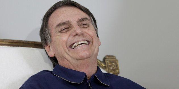 Jair Bolsonaro (PSL) lidera as intenções de