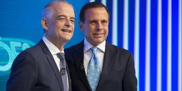 Datafolha: França na frente com 51%; João Doria com