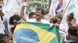 Haddad: A violência aumentou muito no Brasil só por discurso de