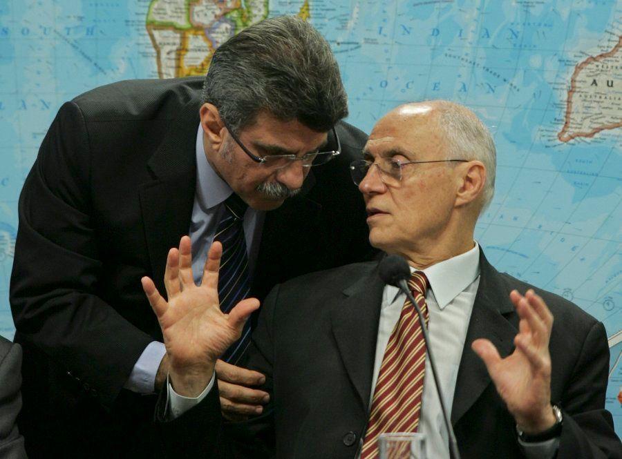 Romero Jucá e Eduardo Suplicy concorreram ao Senado em 2018 e não conseguiram