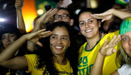 6 motivos por que o Brasil elegeu Jair Bolsonaro