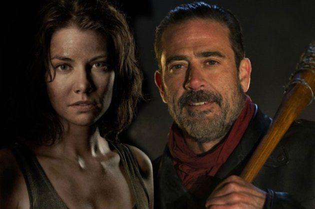Maggie e Negan deverão brigar pelo papel de principal protagonista de