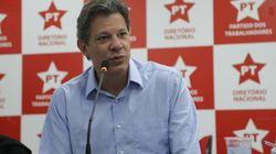 'Papel de Haddad é maior que o do PT', diz Gleisi sobre frente de resistência a