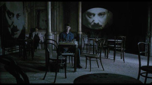 Cena do filme baseado no livro