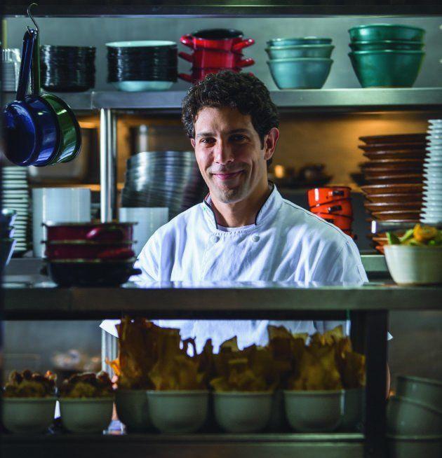 """Rodrigo Oliveira, chef do Mocotó: """"Mocotó é um dos restaurantes que dá a São Paulo a fama de ser uma das capitais gastronômicas do mundo""""."""