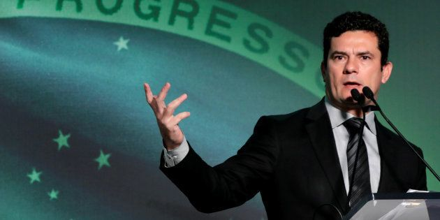 Sergio Moro aceita convite para Ministério da