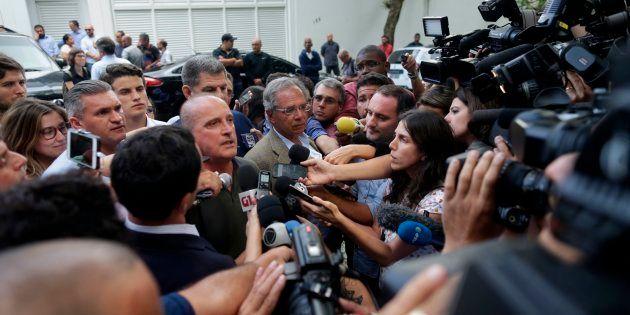 Proposta da equipe econômica de Bolsonaro prevê que empresários deixariam de recolher os 20% sobre a...