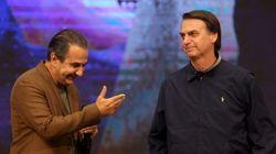 Com Malafaia, Bolsonaro promete governar com 'valores da