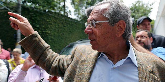 Paulo Guedes deve ser o superministro da Economia de