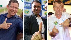 Ex-PM, ex-bombeiro e empresário do agronegócio: Os 3 governadores do