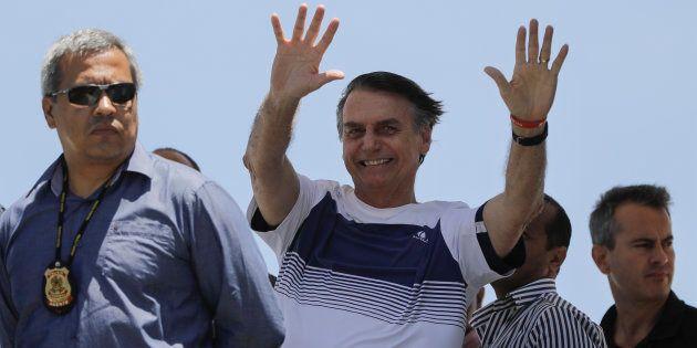 Bolsonaro tem prometido mudar a embaixada do Brasil em Israel de Tel-Aviv para