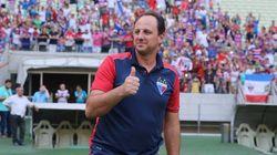 De M1CO a M1TO: Rogério Ceni devolve o Fortaleza à Série A e dá volta por