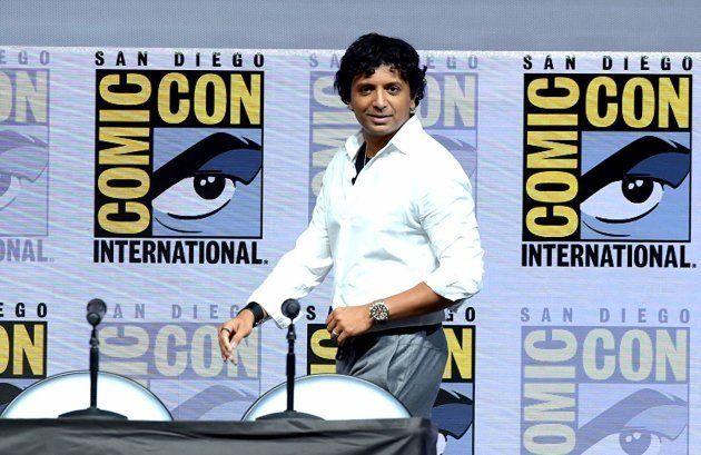 O diretor M. Night Shyamalan vem falar sobre seu novo filme,