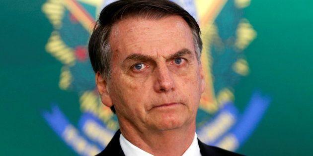 O presidente eleito Jair Bolsonaro (PSL), que tem recuado em declarações e