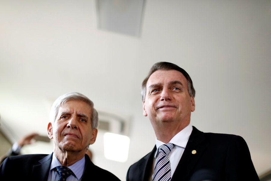 O general Augusto Heleno vai assumir o GSI (Gabinete de Segurança Institucional) de