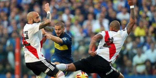 Jogo entre Boca Juniors e River Plate promete parar a Argentina neste
