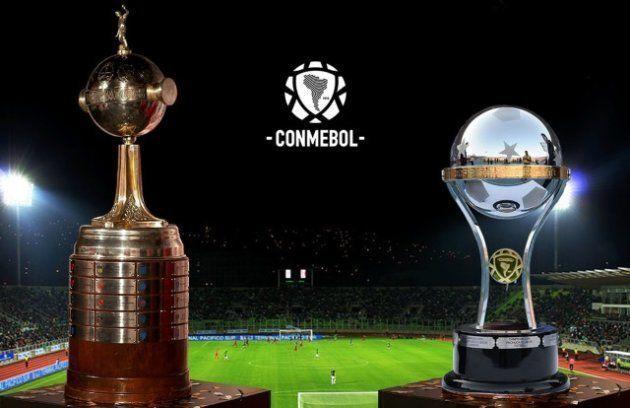 Troféus da Libertadores e da Sul-Americana: A partir de 2019, final será em jogo