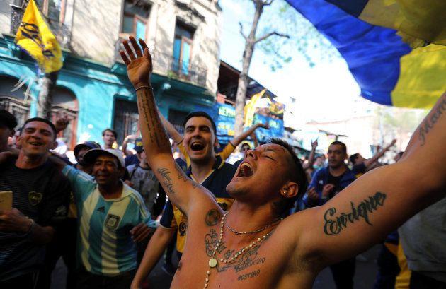 Argentina vai parar para acompanhar o