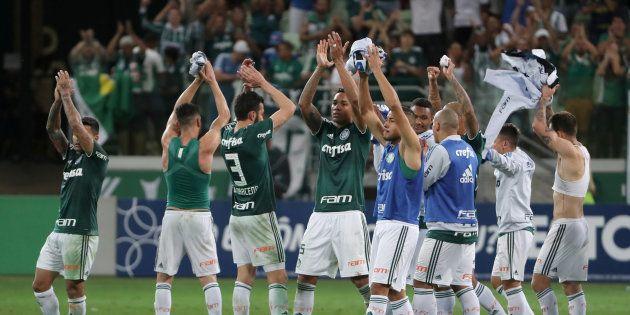 Palmeiras pode comemorar título brasileiro dentro de duas