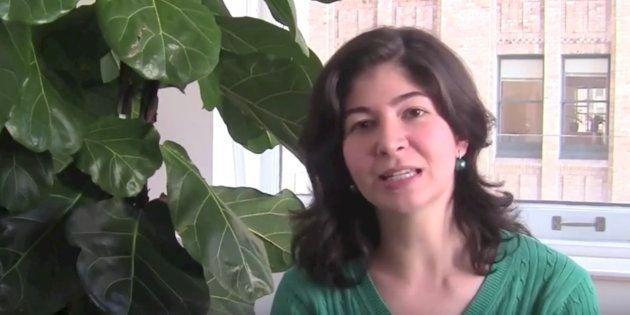Clarissa Gandour é uma das responsáveis pelo escritório do CPI (Climate Policy Initiative) no