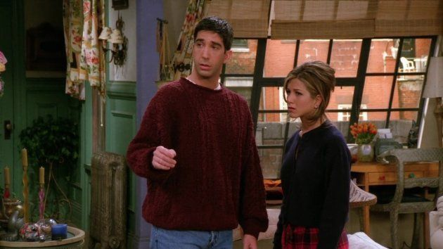 David Schwimmer, o Ross de