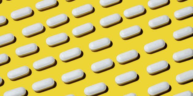 Ansiolíticos podem causar dependência química.